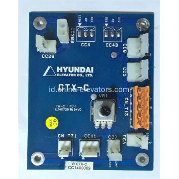 Papan Lift Hyundai CTX-C