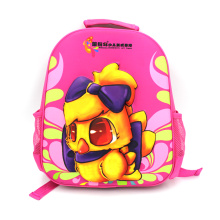Custom design cartoon zipper eva backpack case for kids