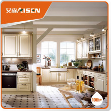 All-season performance pvc faced kitchen cabinet door