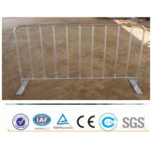Barreira de controle de multidão galvanizada retrátil barata usada para venda (preço de fábrica)