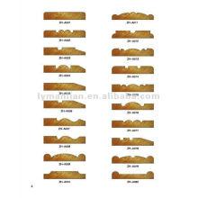 ZHWOOD Zierleisten aus Holz