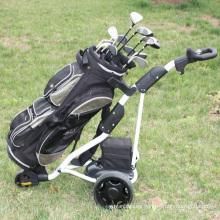 CE aprueba plegable carrito de Golf eléctrico de 3 ruedas (DG12150-B)