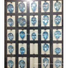 Topázio Azul para configuração de joias