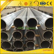 Dissipador de calor circular de alumínio de Customzied para industrial com extrusões de alumínio