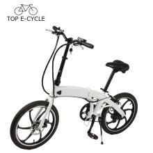 20-Zoll-Magnesium-Leichtmetallräder, die elektrisches Fahrrad falten
