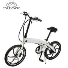 20inch magnesium alloy wheels folding electric bike