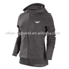 Женщин тренировочный костюм / бег куртки / трек толстовка с капюшоном