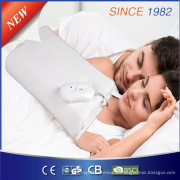 Ce / GS / CB Zertifikat und tragbare elektrische Heizung Decke / Bett Wärmer