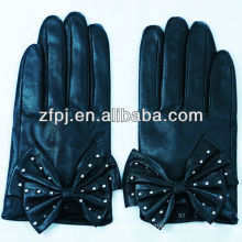 New special styles 100% quality fashion leather gloves