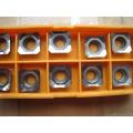 Tungsten Carbide Inserts for Aluminum Cutting