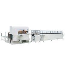 Máquina automática para fabricar latas de bebidas y alimentos