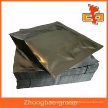 High quality custom printed mylar heat seal bag with flat type