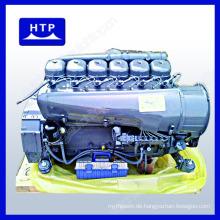 Luftgekühlter Elektrostart Dieselmotor für Deutz F6L912 F6L913