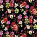 Großhandel Digitaldruck Moss Crepe Polyester Stoffe