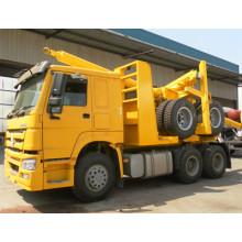 HOWO 6X4 Log Transport Truck