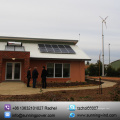 Turbina de viento horizontal de 5000 W / generador de energía eólica / equipo de la energía eólica