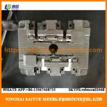 Customizable zinc alloy lock accessories mold