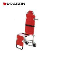 DW-F009 Aluminum Single Folding Stretcher Trolley
