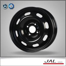 Hochleistungs-15-Zoll-Auto-Felgen-Schwarz-Räder