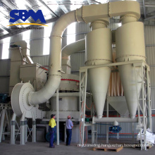 SBM HOT SALE 3 roller mill price,barite roller mill for sale