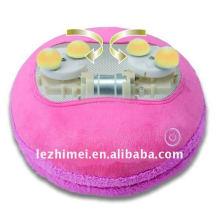 LM-505 Fashion Hamburger Shape Electric Kneading Massager