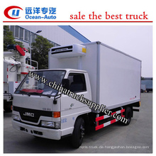6 Tonnen JMC Kühlschrank LKW Diesel Motor China Lieferant