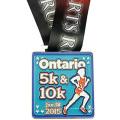Aduana deportes correr medalla (LM10051)