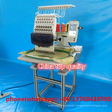 hot sale high speed single head embroidery machine for cap/shoes/tshirt
