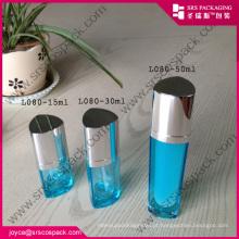 Luxo Unique Cosmetic Packaging Plastic Bottle 50ml
