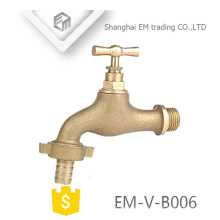 EM-V-B006 Male thread brass bibcock ball valve bibcock