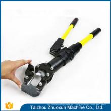 Máquina hidráulica do cortador da corda de fio dos cortadores de cabo da mão de corte pequena moderna da máquina do corte do extrator da engrenagem do estilo