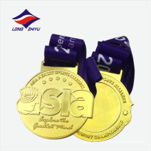 Personazied vergoldeten Asien-Stil Medaille aus China