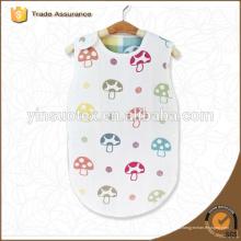 0-4 años bebé swaddle, envoltura de algodón swaddle bebé