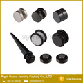 The new design ear expander/Magnet Fake Plug expander body jewelry