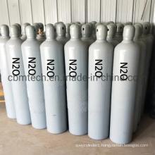 Industrial/Medical Gas Seamless Steel Cylinders Nitrous Oxide Gas N2o