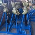 Hydraulischer Kabelständer / Kabeltrommel-Rollenständer
