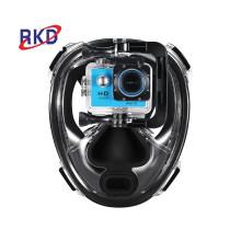 La mejor máscara de snorkel con vistas al mar de diseño easyreath 180