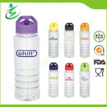 700ml Tritan Water Bottle with Straw, BPA Free