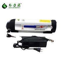 Bateria elétrica feita sob encomenda do ebike do bloco 36v 11ah da bateria de bicicleta do lítio da tensão feita sob encomenda da capacidade