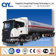 China 2015 Tanker LNG Liquid Oxygen Semi Trailer with ASME GB