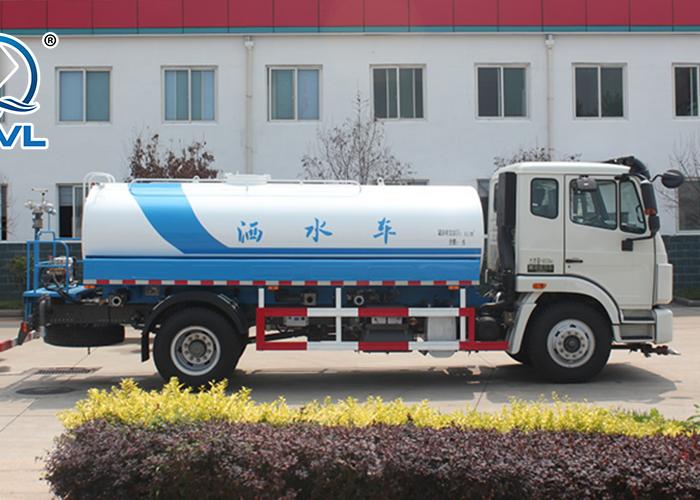 Water Tank Truck 3