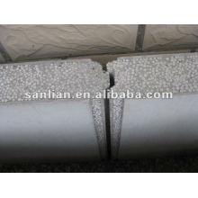 Alta calidad acrílico sándwich paneles de pared máquina / línea de producción de hormigón