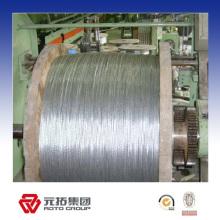 Vente chaude redressant le fil d'acier galvanisé et la découpeuse fabriquée en Chine