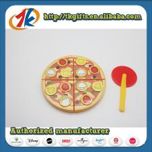 Neues Produkt 4 Stück Pizza Essen vorgeben Kind Spielzeug