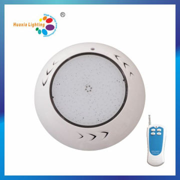 18W Wall-Installed LED Swimming Pool Light Without Niche