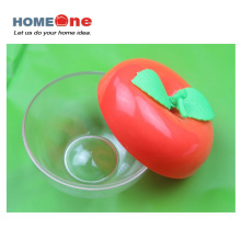 Apple Shape Plastic Candy Container