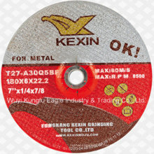T27 Abrasive Tools óxido de alumbre Sharp Metal Grinding Wheel