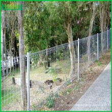 Residence BRC Welded Wire Mesh Fencing in Singapore