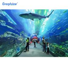 thick acrylic sheet for large fish tank aquarium