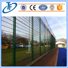 Dijual panas Square Post Welded Wire Mesh Fence